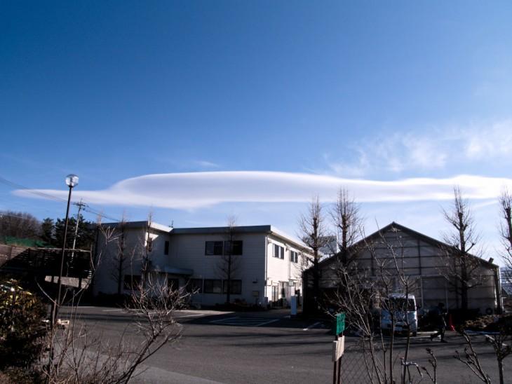 イルカ雲?