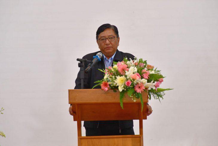 ミャンマー商業省アンソー様